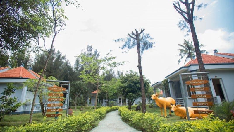 Hà Nội - Biển Hải Tiến – Thiên Đường Xứ Thanh Resort (2 ngày 1 đêm)