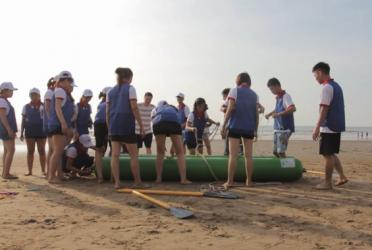 Hà Nội - Biển Hải Tiến – Team Building – Thiên Đường Xứ Thanh Resort (2 ngày 1 đêm)